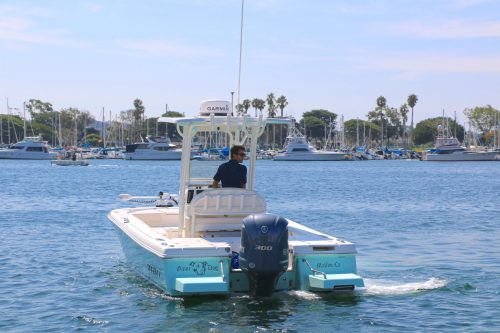 small resolution of  game dog is a robalo 246 cayman yacht for sale in san diego 2