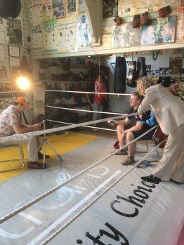 Straffe Stoten - Flandria Boxing Club