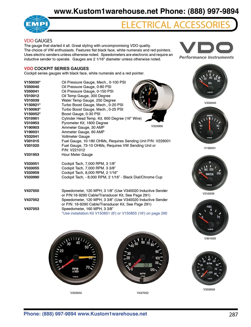 medium resolution of vdo wiring kits oil and cylinder head temperature oil pressure fuel wiring diagram for you