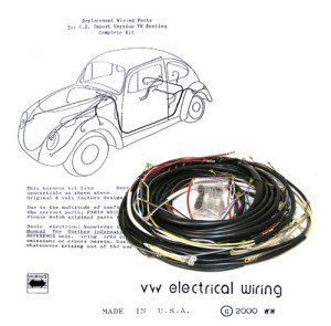Wiring works, Wiringworks VW Bug replacement wiring