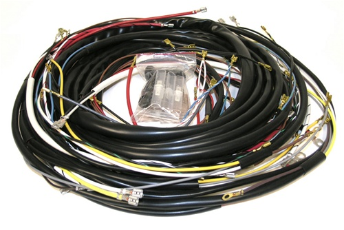 Ghia Wiring Diagram Wiring Works Wiringworks Vw Bug Replacement Wiring