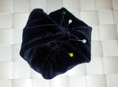 #3 - Fleurs en tissu pour customiser