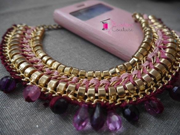 Créer un collier XXL | Kustom Couture