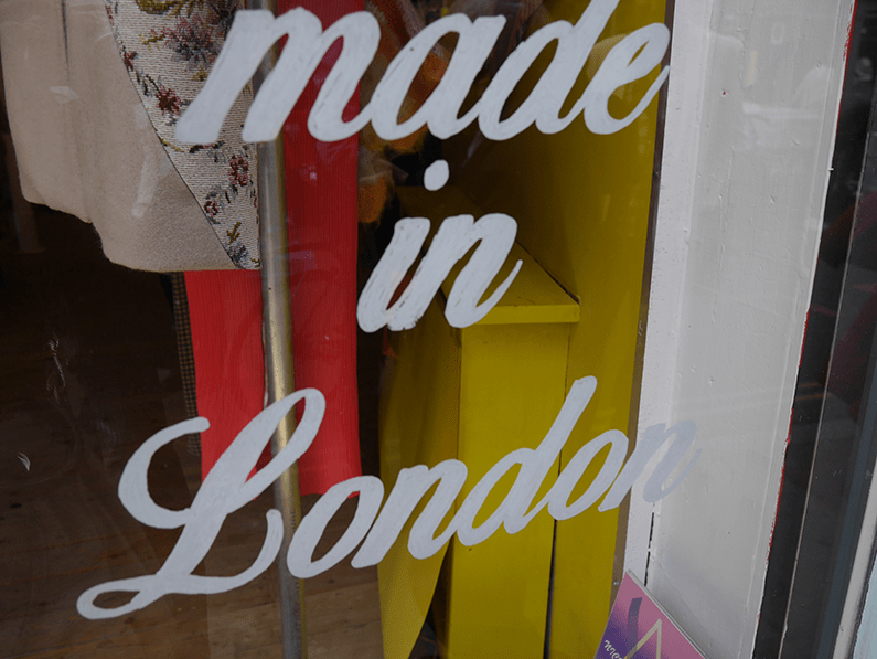Kustom Couture à Londres