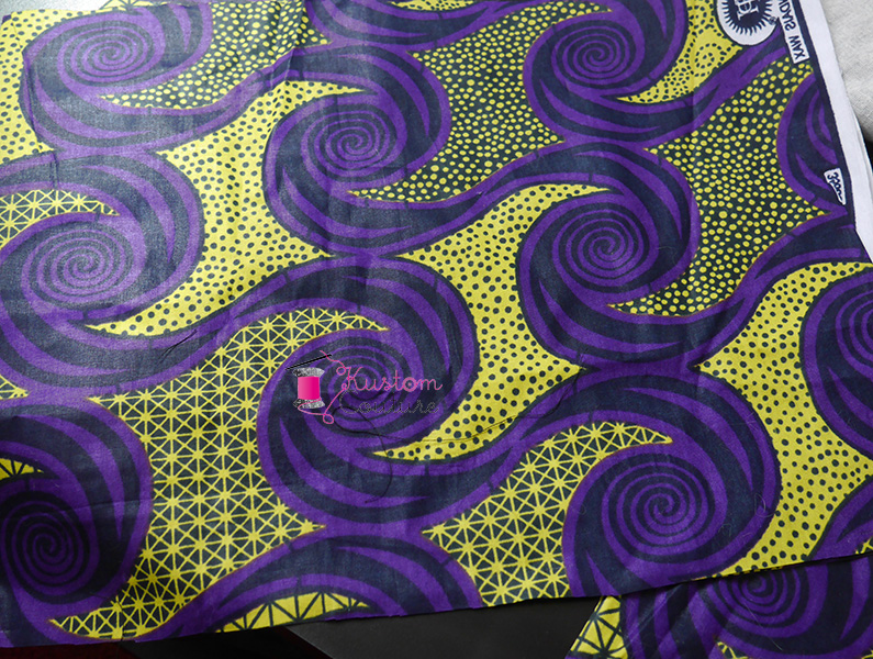 diy mode customisation d 39 un panier en osier avec du wax kustom couture. Black Bedroom Furniture Sets. Home Design Ideas