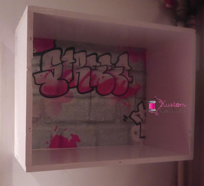 DIY déco caisses de vin | Kustom Couture