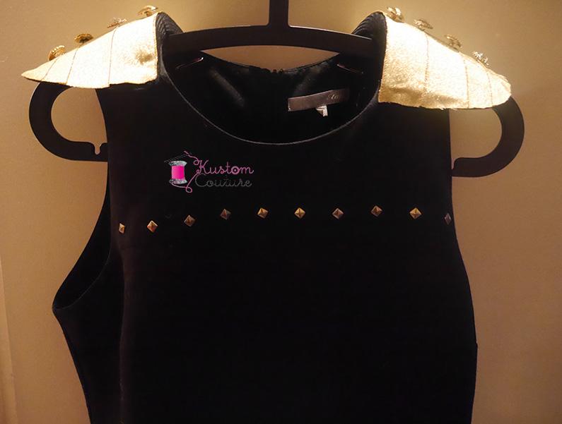 DIY Robes et épaulettes | Kustom Couture