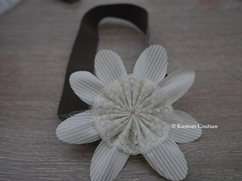 DIY Couronne de fleurs | Kustom Couture