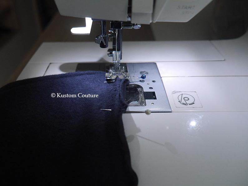 DIY Jupe péplum | Kustom Couture