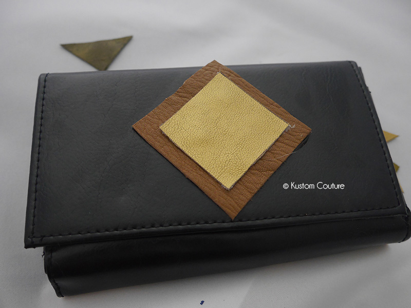 Customiser un portefeuille | Kustom Couture