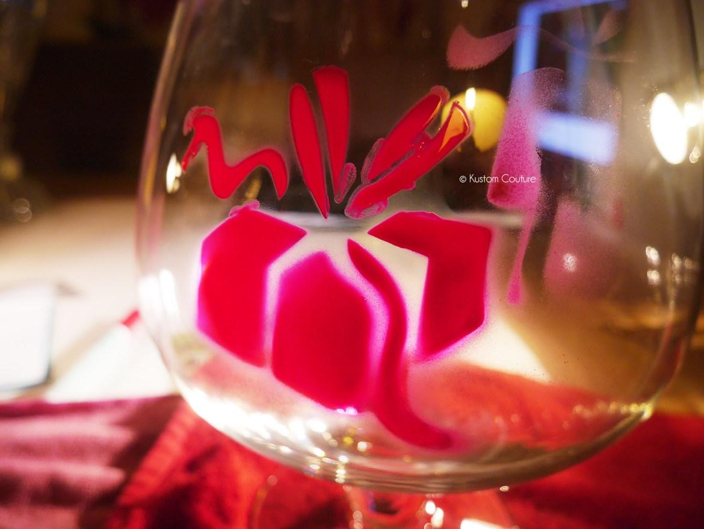 Comment customiser un vase pour Noël ? | Kustom Couture