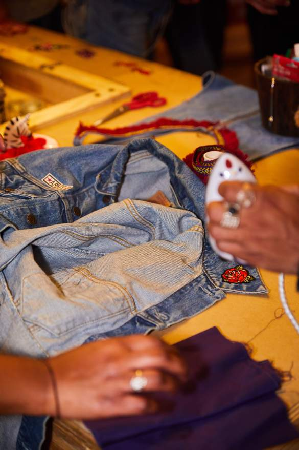 Atelier DIY Kustom Couture chez Bonobo Jeans