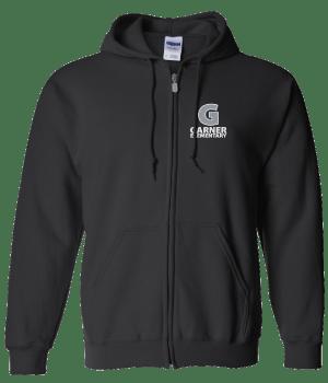 Gildan 18600 Zipper Hoodie