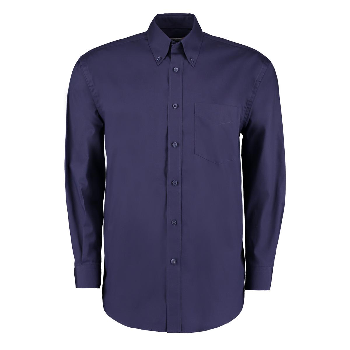KK105 Corporate Oxford Shirt  Kustom Kit