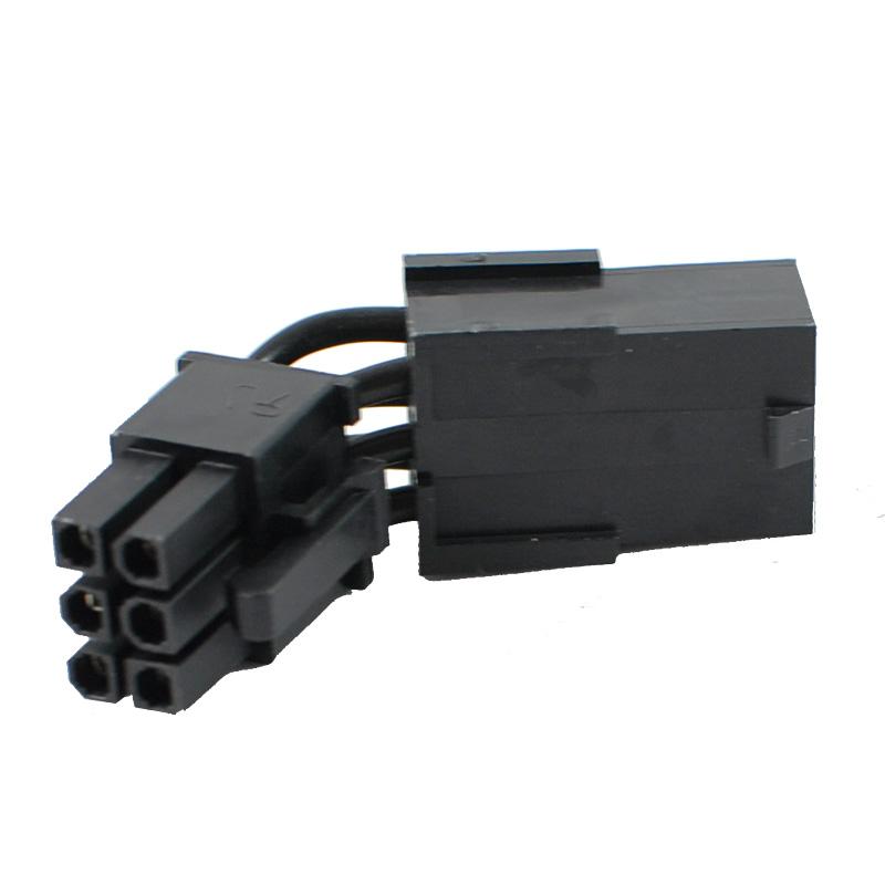 5 pin pci express adapter how to explain er diagram kustom pcs - modmytoys 90-degree vga 6-pin pci-e