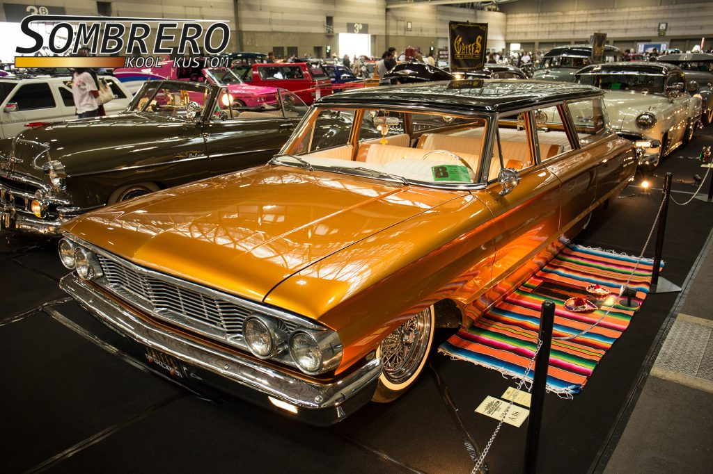 1964 Ford Country Squire Kustom Station Wagon