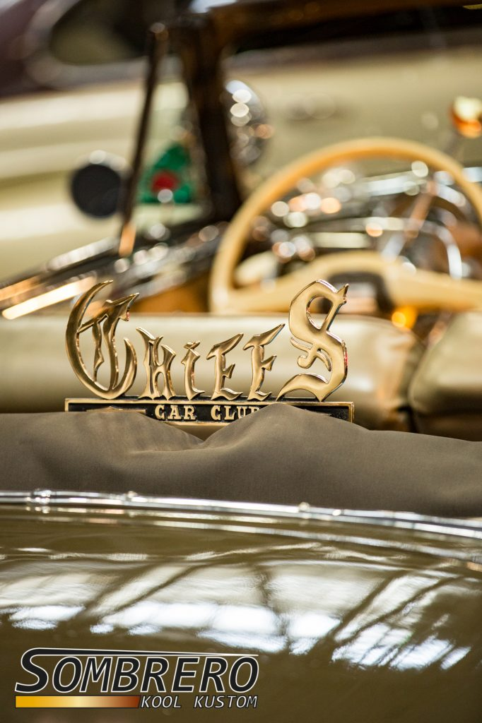 1949 Chevrolet DeLuxe Convertible, Chiefs Car Club