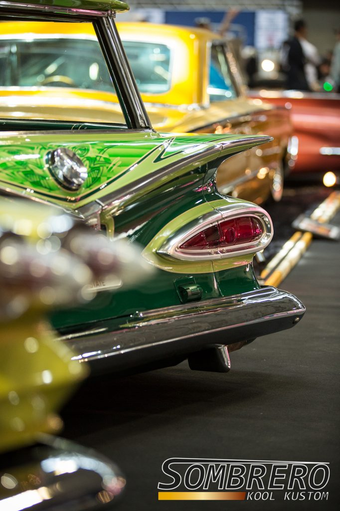 1959 Chevrolet Parkwood, Taillights