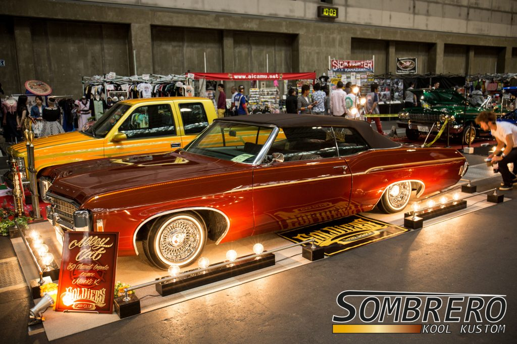 1969 Chevrolet Impala Convertible, Lowrider, Alley Cat, Soldiers CC