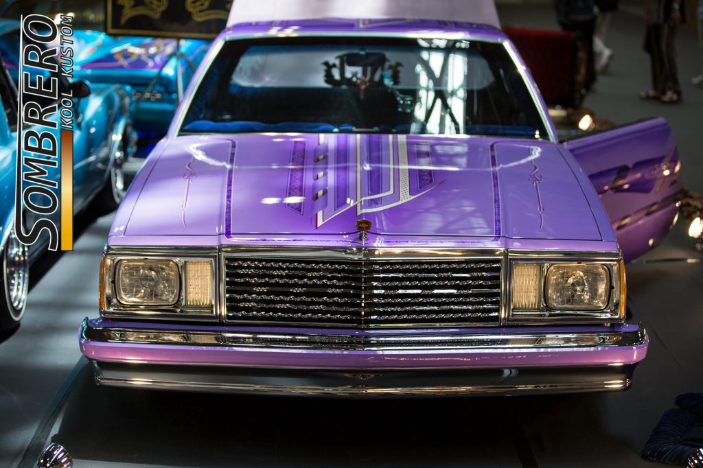 1980 Chevrolet El Camino, Twisted Grille, Asymetric Paint