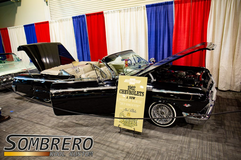 1962 Chevrolet Impala Convertible, Lowrider, Groupe CC