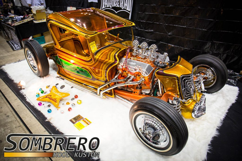 1927 Ford Model T, The Galaxian, Paradise Road, Show Rod, Hot Rod