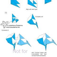 Soccer Ball Modular Origami Diagram Crm Process Flow Signum 60 Variation De Ekaterina Lukasheva Pliage