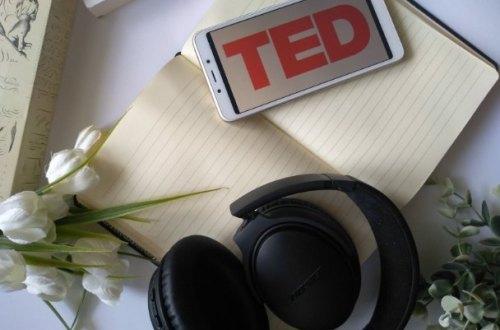 TED govori logo