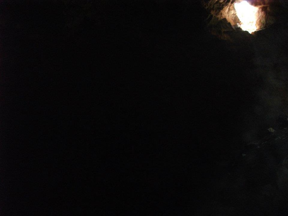 Yarasa Mağarası Çıkış