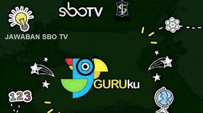 SBO TV 11 November 2020 Kelas 1-6
