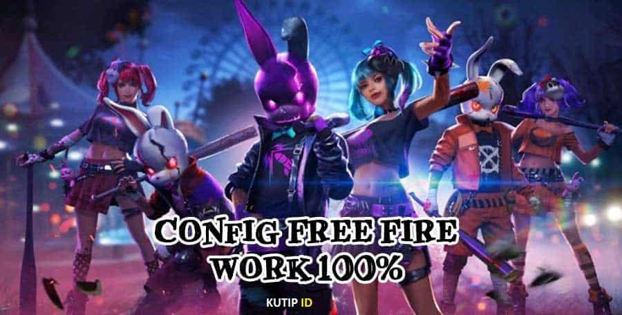 Download Config Free Fire Biar tidak Lag, Aman No Banned