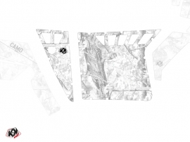 Graphic Kit Doors Suicide Pro Armor Camo UTV Polaris RZR