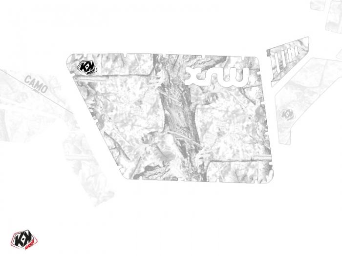 Graphic Kit Doors Standard XRW Camo UTV Polaris RZR 570