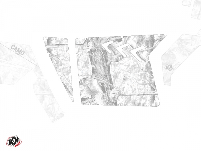 Graphic Kit Doors Suicide XRW Camo UTV Polaris RZR 570/800