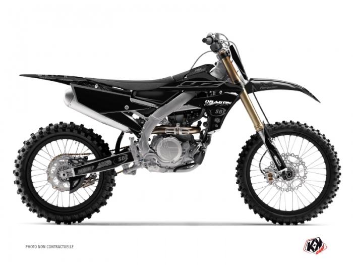 Yamaha 250 YZF Dirt Bike Replica Van Beveren Graphic Kit