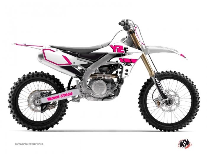Moto Yamaha Rose