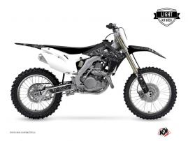 Kit Déco Moto Cross Zombies Dark Honda 250 CRF Noir LIGHT