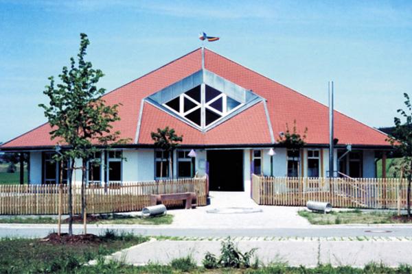 Kindergarten St. Nikolaus Kutzenhausen - 1993