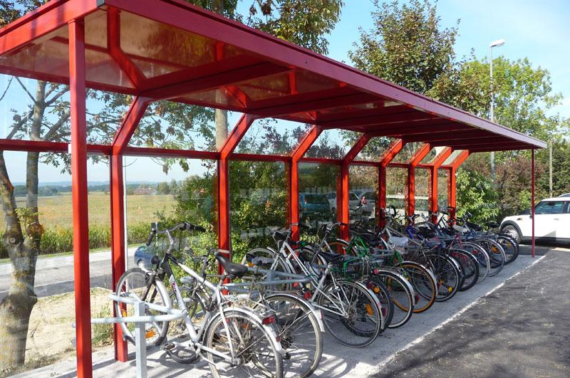 Park & Ride Platz am Bahnhof