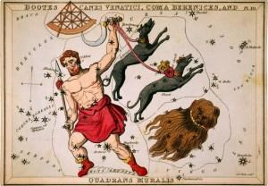 Canes Venatici - Urania's Mirror