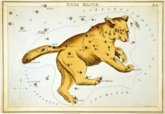 Ursa Major - Urania's Mirror