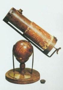Waarnemen - Newton telescoop