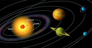 Mercurius bevindt zich erg dicht bij de Zon