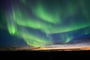 Aurora Borealis - Noorderlicht - gefotografeerd vanuit Alaska