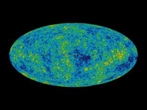 het heelal van de WMAP