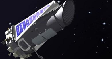 De Kepler ruimtetelescoop