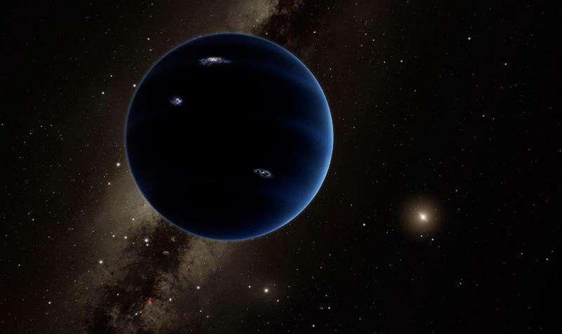 De negende planeet