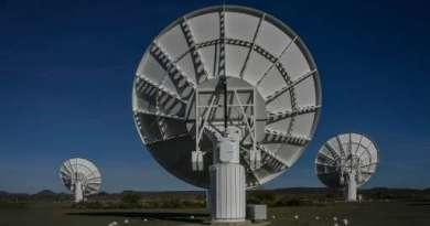 MeerKAT telescoop