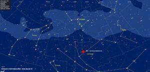 Op zoek naar de Andromeda-nevel