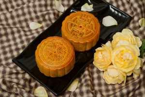 Traditionele Chinese Maankoekjes